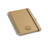 "Notebook ""nature"",reliure spirale"