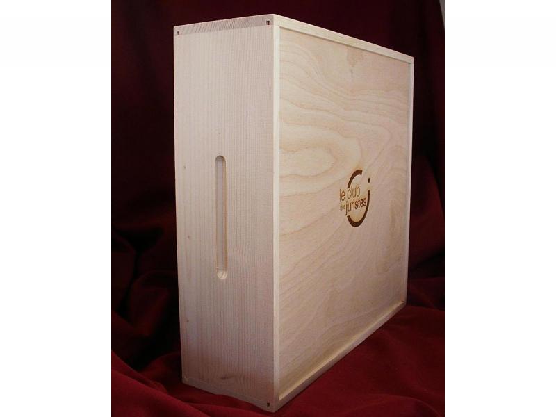 caisse bois couvercle coulissant bois boites coffrets personnalis s toutes les. Black Bedroom Furniture Sets. Home Design Ideas
